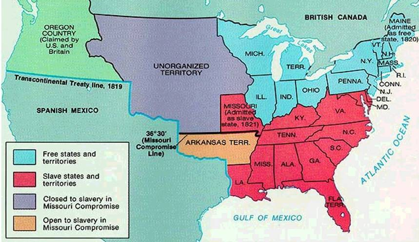 taking a look at the missouri compromise Missouri was a rough-and-tumble place even before the civil war, but gerteis says that most st louisans — and missourians — would have preferred not to take sides during the war.